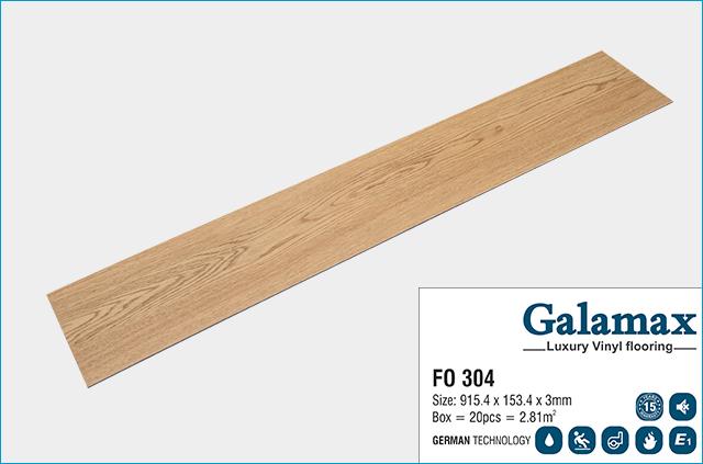 Sàn nhựa Galamax FO304