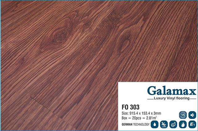 Sàn nhựa Galamax FO303