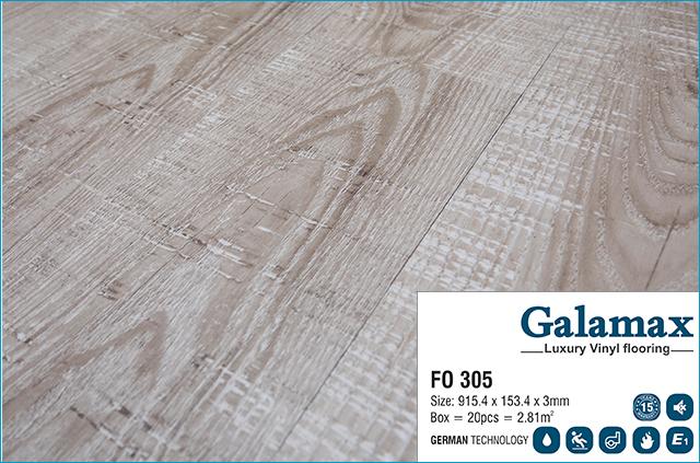 Sàn nhựa Galamax FO305