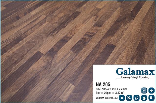 Sàn nhựa Galamax NA205