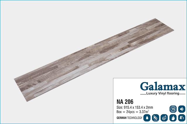 Sàn nhựa Galamax NA206