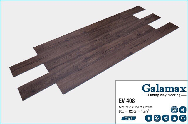 Sàn nhựa Galamax EV408