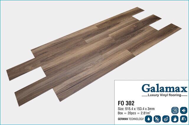Sàn nhựa Galamax FO302