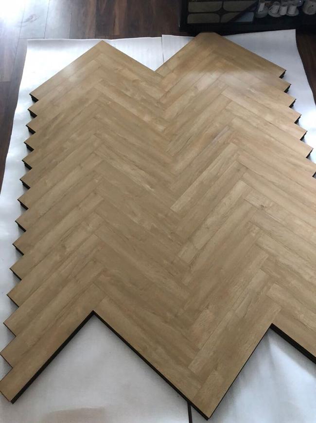 Sàn gỗ xương cá Kosmos